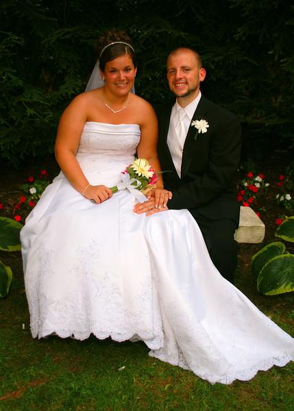 Ellen & Brandon August 24, 2008